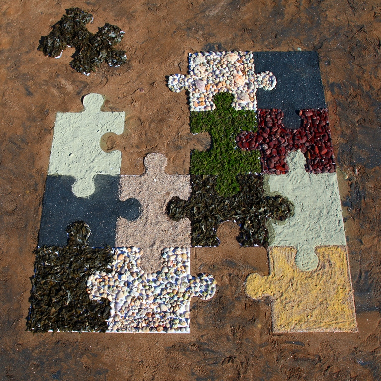 Asiyeh mohamadian, From Puzzle   series, Hormoz Island,  Iran, 2014.jpg